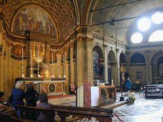 Milano_Chiesa Chiesa di Santa Maria presso San Satiro | Flickr - Photo Sharing!