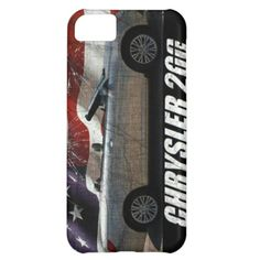 2013 Chrysler 200 Touring Convertible iPhone 5C Cover