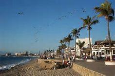 Along the beach, Puerto Vallarta