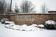 Buffalo Trace Distillery Bourbon Whiskey, Whisky, Buffalo Trace, Distillery, Trail, Snow, Places, Water, Outdoor