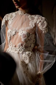 Valentino Haute Couture, Spring 2012.