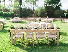 Cream Wedding at Green Valley Ranch