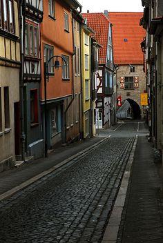 Mühlhausen Thüringen ~ Germany