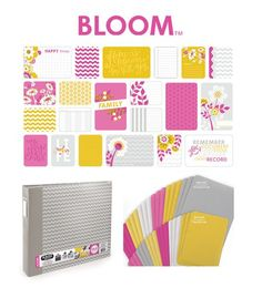 2013 CHA Release - We R Memory Keepers - Albums Made Easy - Bloom