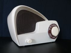 Vintage 1949 Philco Near Mint Jetsons Atomic Mid Century Old Retro Tube Radio