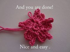 A blog about crochet and other crafty DIY things
