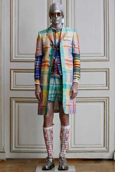 Spring 2013 Thom Browne Collection Boasts a Surreal Twist #topmensfashion #menstrends
