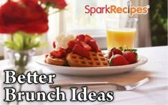 Make Brunch Better, with These Recipes via @SparkPeople