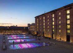 Explore King's Cross by taking one of a selection of tours. Guided tours, do-it-yourself walk around, with an app or with a map. There's plenty to discover