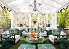 Chances are if you love Palm Beach Chic interiors, you are a fan of Parker Kennedy Living . Based in Atlanta, co-founders Lance Jackson and ...