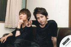 ARASHI (Jun, Nino, Aiba, Sho, Ohno) [Part 2] - Page 19 ...