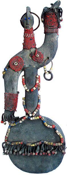 Topoli Doll, North Cameroon