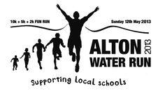 Alton Water 10K run 12/5/2013