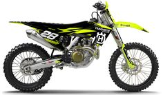All designs are displayed on recent model bikes, however they are available for most makes and models 2000 onwards. Once your order is placed, we will send you an email with the design on your specific bike templates, along with your custom details.