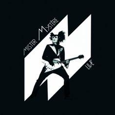 "Matthieu Chedid -M- Pochette album ""Mister Mystère"""