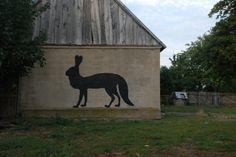 Daniel Rycharski Wiejski Street Art