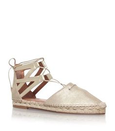 AQUAZZURA Belgravia Espadrille. #aquazzura #shoes #