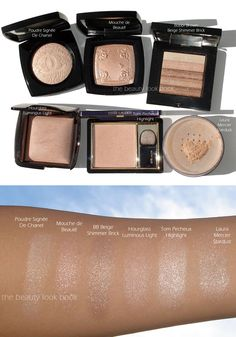 REALLY WANT IT :: Hourglass Ambient Lighting Powder in Luminous Light ($35) :: CLICK for Review & PIX! from #thebeautylookbook