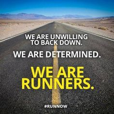 San Francisco Marathon here I come! I will not back down on those dreaded hills! I will conquer them!