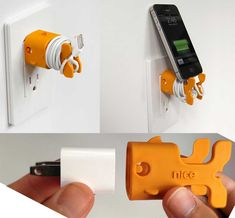 Fish iPhone Charger Organizer
