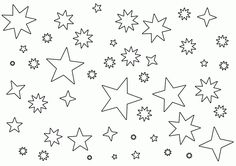Coloring. Barbie Rockstar Coloring Pages Moon Stars Coloring Pages Printable. stars coloring pages