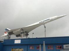 Dampfloks und Überschallflugzeuge im Technikmuseum