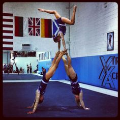 easy cheer tumbling - Google Search
