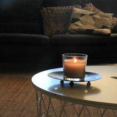 Time for some candle light. Have a nice evening! #homedecor #homesweethome #homeinspo #homeinterior #homeideas #interiordesign #interior #interiors #inredning #sisustus #sisustusinspiraatio #candles #kynttilät #livingroom #livingroomdecor #livingroominspo #cosyhome #scandinavianhome #nordichome