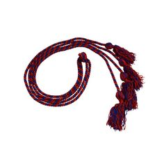 Double Graduation Cords - Cords and Stoles - Blue and Red