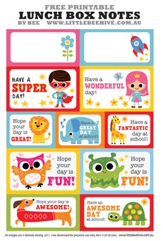 Stikers for kids!