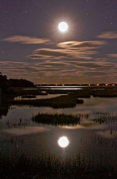 Moultre Creek Moon James Watkins