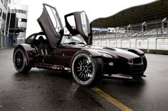 Donkervoort D8GT, by Rick Arnold