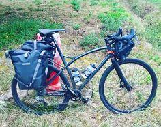 Who said you can not load our Gravel bike?  #happycustomer #gravel #bikepacking #bike #caminadebikes #opentheroad #allroad #steelbike #steelframe #caminadebikes #happycustomer #gravel #bikepacking #bike #caminadebikes #opentheroad #allroad #steelbike #steelframe caminadebikes http://ift.tt/2h1MNZF  Who said you can not load our Gravel bike?  contact@caminade.eu (Caminade) : September 13 2017 at 08:49PM http://ift.tt/2h40vv7