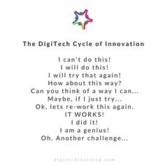 Anyone else go through this process? Don't worry! You too can change your thinking! . . . #digitech #digitechlearning #digitechlearn #digitaleducationscotland #primarydigitaleducationscotland #teachertrainingscotland #CPDscotland #cpduk #digitalliteracy #digitaltechnologyscotland | #digitaleducation #education #technology #raspberrypi  #STEM #programming #elearning #coding #digital #technology #tech #news #technews #business #programming#IoT #STEAM #growthmindset #Apple #innovation