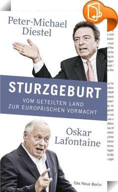 Sturzgeburt    ::  Vor 25 Jahren wurde die staatliche Einheit Deutschlands hergestellt. Der Bundespolitiker Oskar Lafontaine (damals SPD) wollte sie, der DDR-Politiker Peter-Michael Diestel (DSU/CDU) ebenfalls. Lafontaine jedoch hatte dabei nicht das Gleiche im Sinn wie die regierenden Bonner Christdemokraten, und Diestel, der als Vize-Premier der DDR deren Kurs aktiv mittrug, sah erst später manches anders. Der einstige West- und der ehemalige Ostpolitiker betrachten nun nach einem V...