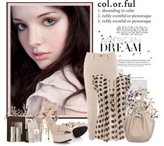 """.........dream......"" by sneky ❤ liked on Polyvore"
