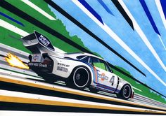 neotericcollective: Lemans Drawings by Klem - teokure tumblr