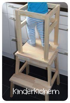KinderKichern: Anleitung für einen Learning Tower