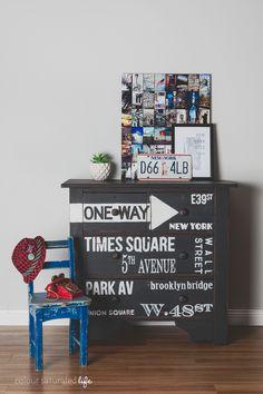 New York Dresser 1