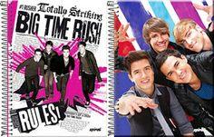 lista-de-materiais-escolares-cadernos-big-time-rush