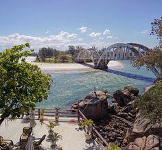 Ponte Para o Paraíso - Restinga da Marambaia - Barra de Guaratiba - Costa Verde - Rio de Janeiro - Brasil
