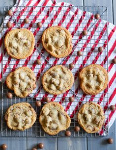 Malted Milk Ball CookiesReally nice recipes. Every hour.Show me  Mein Blog: Alles rund um Genuss & Geschmack  Kochen Backen Braten Vorspeisen Mains & Desserts!