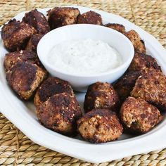 Turkey Meatballs with Romano Cheese and Herbs (Phase One, Low-Carb, Gluten-Free) Recipe