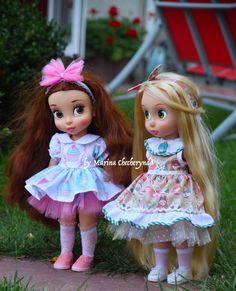 Doll Kleid für Disney Animator Puppen. Disney von FairyTaleLOVEit