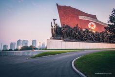 Fotos panorâmicas mostram as belezas da quase desconhecida Coreia do Norte