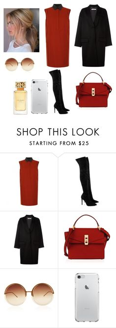 """""""Unbenannt #716"""" by misshollywood94 ❤ liked on Polyvore featuring Gucci, Kendall + Kylie, Givenchy, Henri Bendel, Linda Farrow and Tory Burch"""