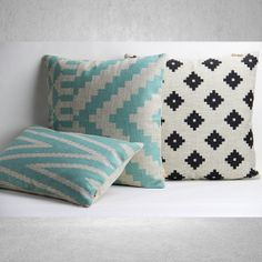 Free Shipping Decorative Pillow Cover Set / 3 by SamanthaEmma, $49.99