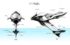 IdroByk by Aaron Hughes at Coroflot.com