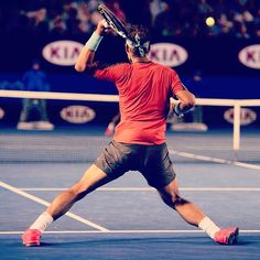 Smooth moves you have there @rafael_nadal_