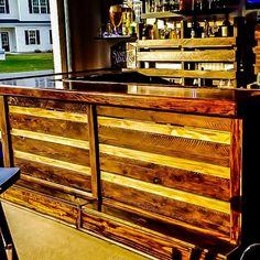 Pallet Bar Full Size